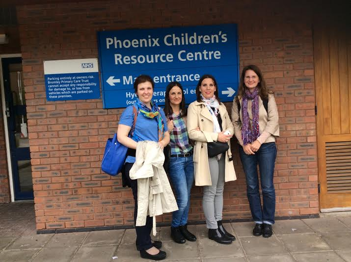 Studijski posjet Phoenix Children's Resource Centru u Londonu